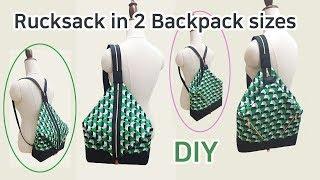 DIY Backpacks /Shoulder bag/ba…