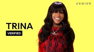 "Trina ""On His Face"" Official Lyrics & Meaning 
