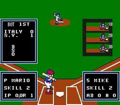 Image result for little league baseball nes