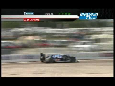 ALMS Bourdais Spins At Sebring 2009 Motorsport Tv Global