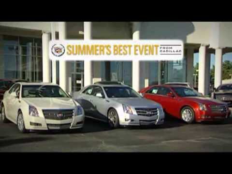 Jeff Wyler Fairfield Cadillac Summer's Best Event - YouTube