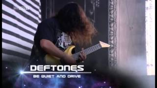 Deftones Be Quiet And Drive Live (HD/DVD)