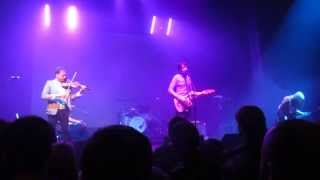 Something For Kate - Like Bankrobbers (live at the Enmore Theatre, Sydney 13th July 2014)