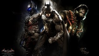 Batman Arkham Knight начало прохождения №2