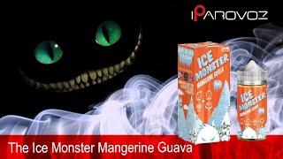 The Ice Monster Mangerine Guava тест жижла
