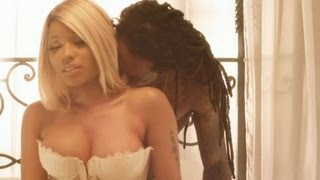 "Nicki Minaj & Lil Wayne Sex Scene in ""High School"" Video"