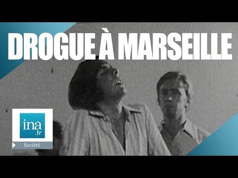 1969 : Les ravages de la drogue chez les jeunes à Marseille   Archive INA