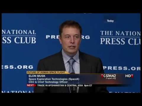 Elon Musk: SpaceX, Companies, Education, Electric Car, Artificial Intelligence (2011)