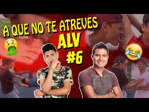 A QUE NO TE ATREVES ALV #6 | soyFranciscoALV FT LUISITO REY
