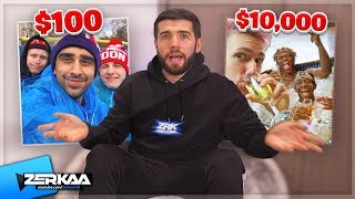 Download How I Planned The Sidemen $10,000 vs $100 Holiday Video Mp3 and Videos