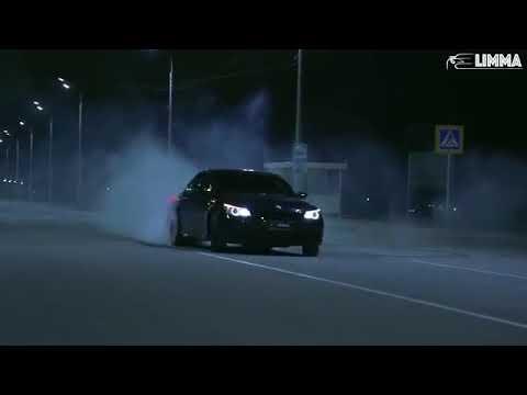 Terror M5 E60 At Night