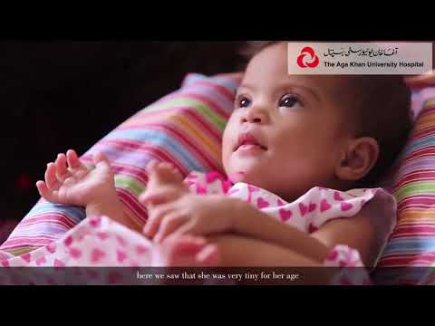 Guriya's Story, A CHD Patient With Down Syndrome