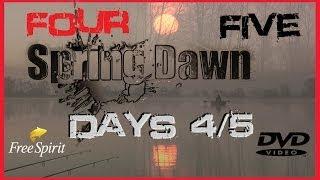 CARP FISHING - FREE SPIRIT Spring Dawn DVD Days 4 & 5