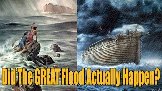 5 Clues The GREAT Flood(s) Actually Happened