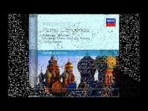 Alexander Toradze: Prokofiev piano concerto n. 1