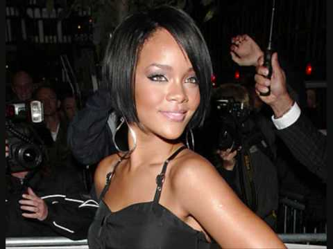 Rihanna Reaction to Chris Brown on Larry King!