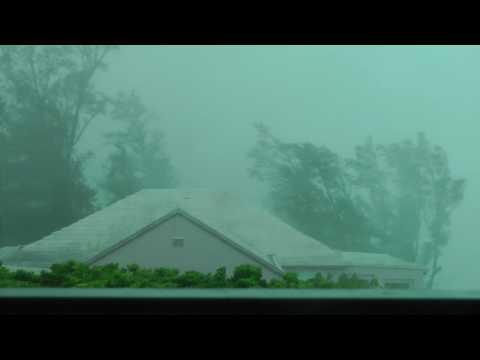 Category 3 Hurricane Nicole