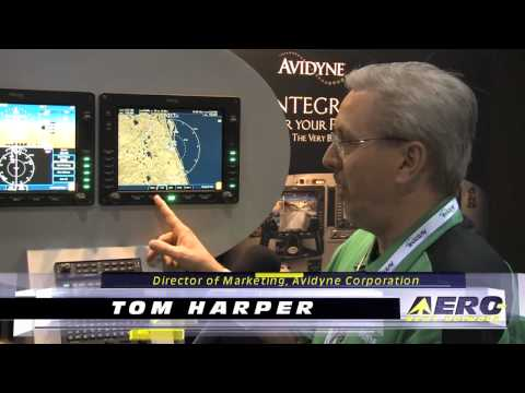 AeroTV: Avidyne Release 9.1  Tom Harper Explains A Few New Features