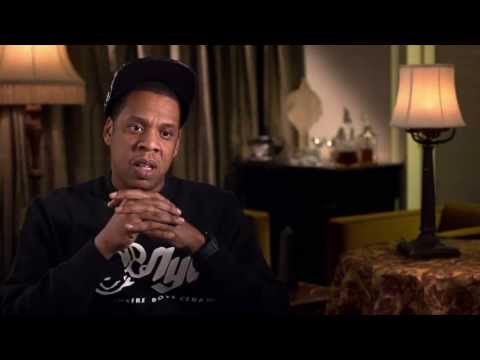 Jay-Z, Florence Welch, Leonardo DiCaprio, Baz Luhrmann -- THE GREAT GATSBY -- Soundtrack Featurette