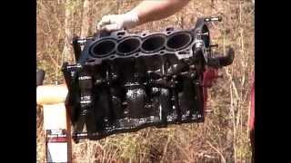 GUNK Heavy Duty Gel Engine Degreaser VS. Mean Green Super Strength Degreaser