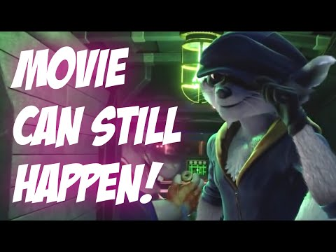 Kevin Munroe Shares Sly Cooper Movie Status Update!