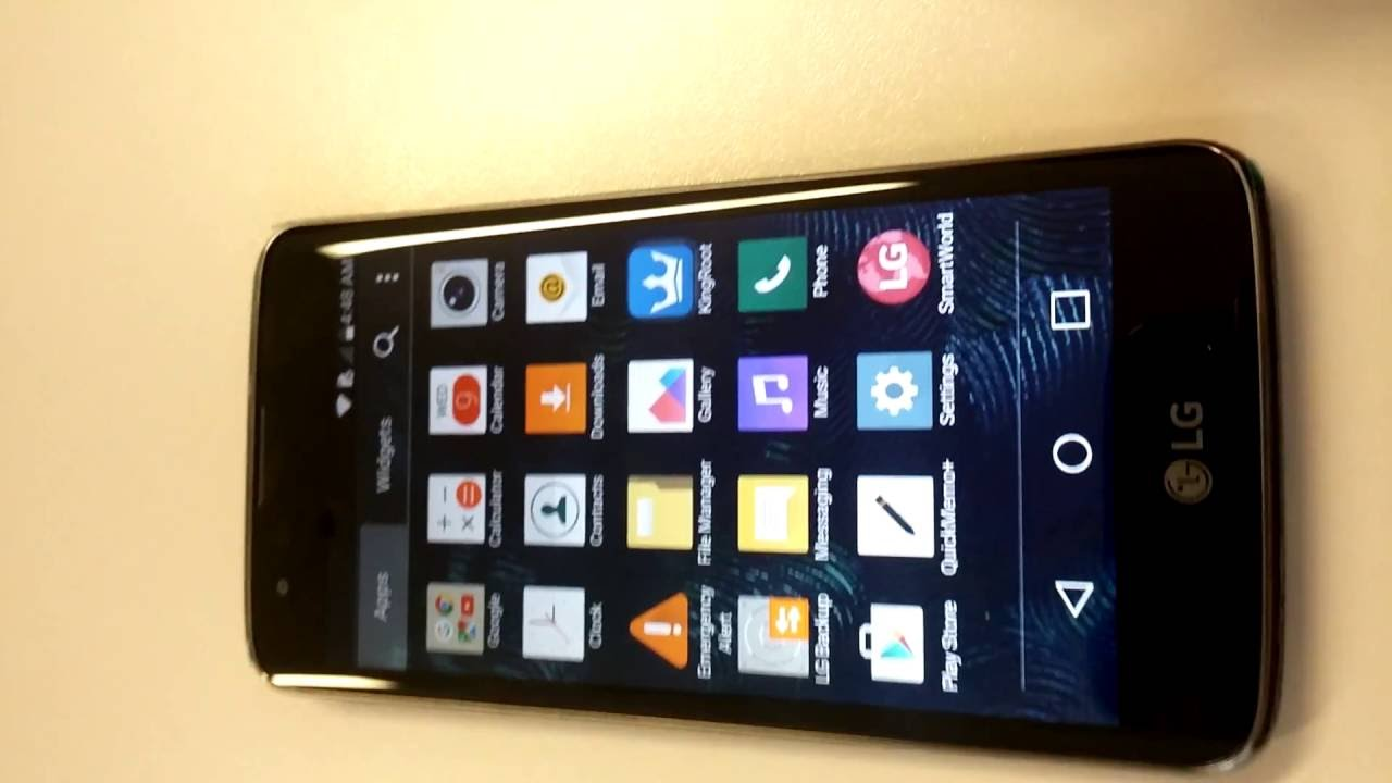 How To Root Lg Ls675 Tribute 5 Without Pc Easy