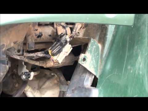How Hard Is Kawasaki Brute Force Belt Replacement