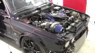 DynaPack BMW 325 Turbo Pure Performance Factory