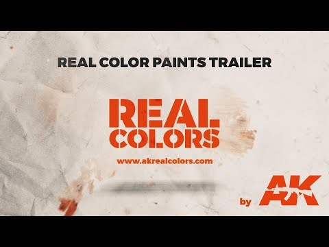 Real Colors by AK