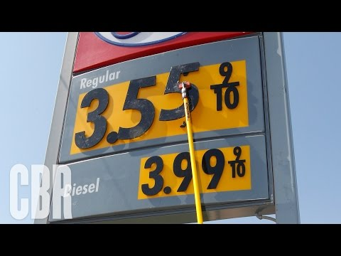 Why comparison shopping leads to lower gas prices
