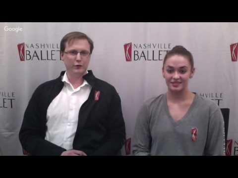 Summer Intensive at Nashville Ballet Info Session