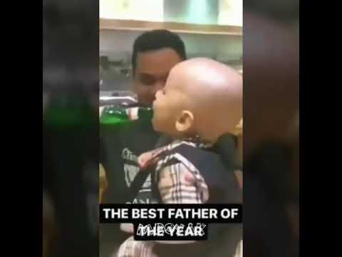 Klarifikasi Ayah pemberi Bir pada Bayi yang lagi Viral