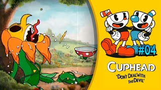Juego Facil CUPHEAD Juego Completo Walkthrough con comentario 2017 Parte 4