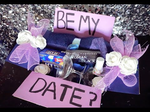 DIY: Date Night In a Box || Couples || Surprise Him