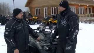 Ams - Action moteur sport - Vtt - Essai du Yamaha Grizzly 700 2015