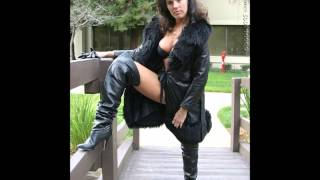 Repeat youtube video Sexy Girls In Bikinis, Leotards, Lingerie, Heels and Boots...Part IV