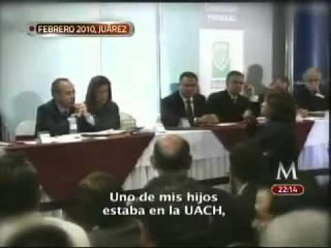 """Las """"interrupciones"""" a Felipe Calderón..."""