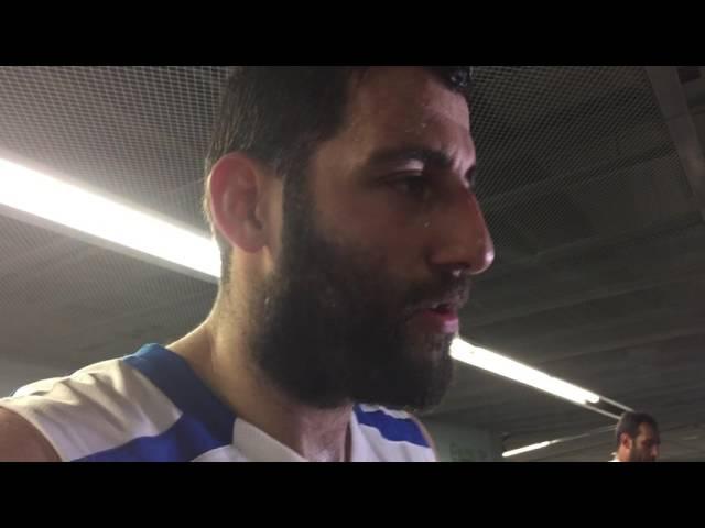 ΕΟΚ | Εθνική Ομάδα : Νικηφόρα πρεμιέρα στο Προολυμπιακό, με νίκη 78-53 απέναντι στο Ιράν.(vid)