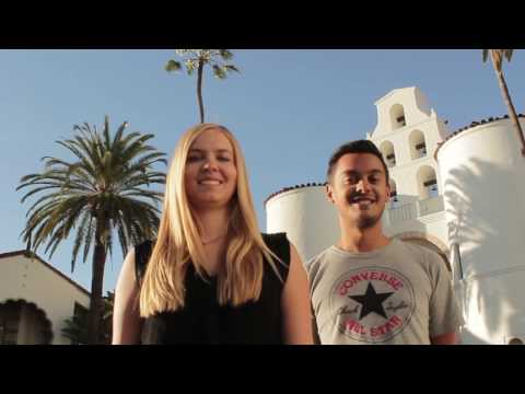 Lea und Joy an der San Diego State University - Teil 1