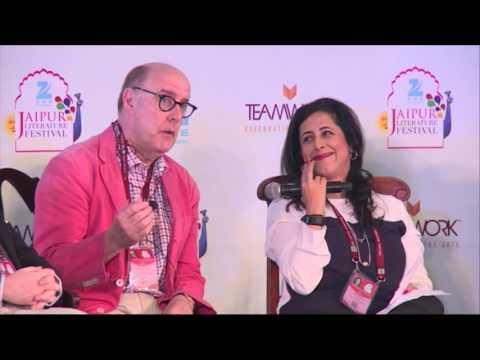 #ZeeJLF2017: The Biographer's Ball