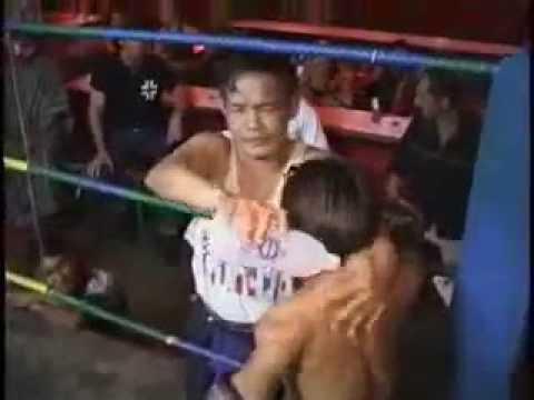 Break com midget fight