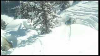 GoPro Snowboarding