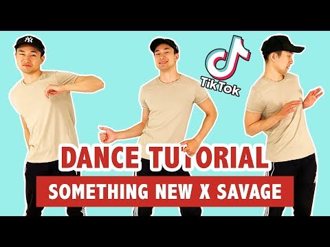 SOMETHING NEW x SAVAGE x 🤢 (TUTORIAL)