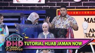 Wow Igun Memberikan Tutorial Hijab Jaman Now - Kilau DMD (21/5)