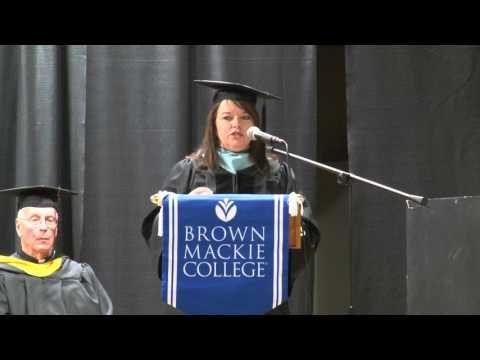 Brown Mackie College - 2016 April Graduation
