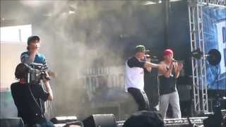 Emblem3- Just For One Day: B96 Pepsi Summer Bash