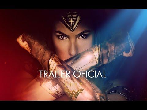 La mujer Maravilla Trailer oficial