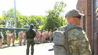 Foreign Troops Training to Confiscate Guns of  Americans 1/2
