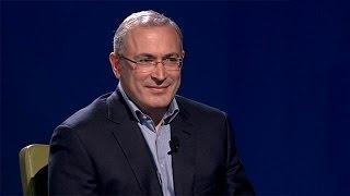 Khodorkovsky: Oligarchi? Mai avuto potere. Lotto per una Russia democratica