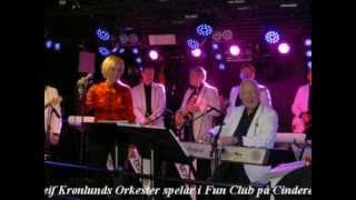 PHOTO DVD - LEIF KRONLUNDS ORKESTER En hyllning till Leif från Stickan Stickans Swing o Swäng) 23-24
